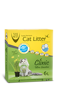 VANCAT 6L BOX CLINIC KOKULU CAT LITTER